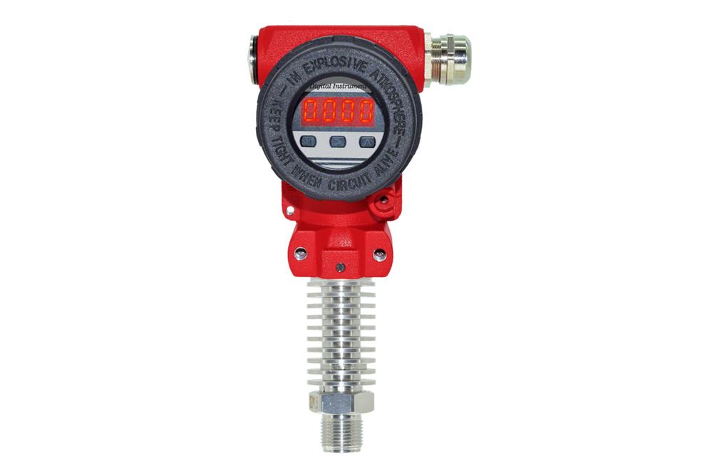 LED数码显示高温型2088压力变送器